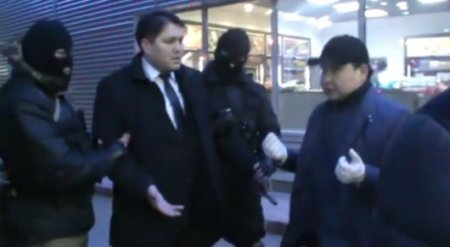 Задержан замглавы комитета Министерства по делам религии и гражданского общества