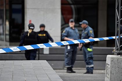 Власти Швеции задержали подозреваемого в наезде на толпу в Стокгольме