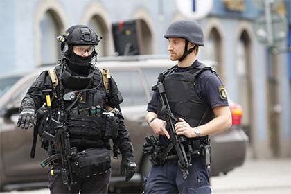 Шведская полиция опровергла сведения об аресте террориста на грузовике