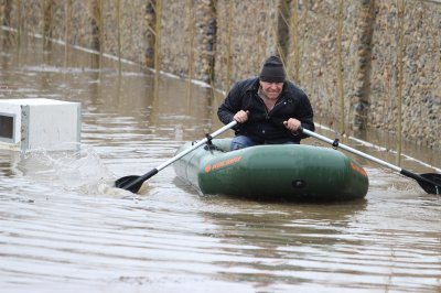В Актобе объявили ЧС из-за наводнения