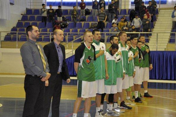 Баскетбольный клуб «Каспий» вышел в финал чемпионата Казахстана