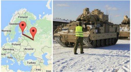 Танки Пентагона впервые в истории подошли к Москве - СМИ