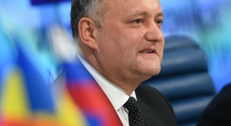 Президент Молдавии подписал меморандум о сотрудничестве страны с ЕАЭС
