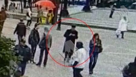 Опубликовано фото предполагаемого петербургского террориста
