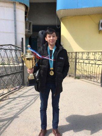 Ученики школы искусств Актау завоевали два Гран-при на международном фестивале «Ақ көгершін» в Астане