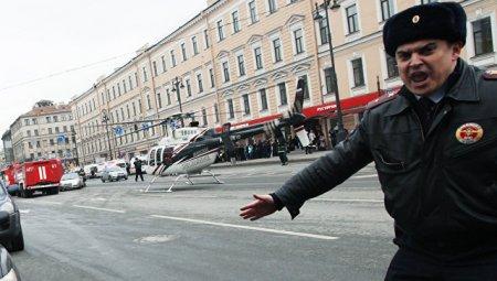 Следствие назвало имя смертника, устроившего взрыв в Петербурге