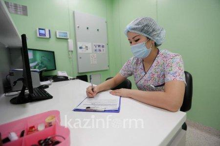 Кампания по прикреплению населения к поликлиникам началась в Казахстане