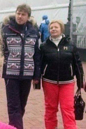 Людмилу Путину сфотографировали в Лондоне с новым мужем