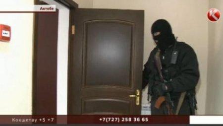 В Актобе начались аресты членов ОПГ, продававших похищенный газ заграницу
