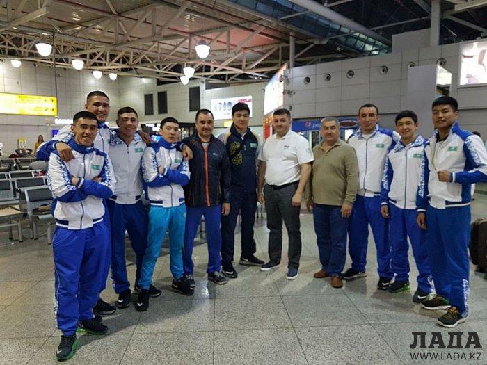 Ерик Альжанов из Актау выиграл бронзовую медаль на международном турнире по боксу в Таиланде