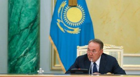 Назарбаев назвал самые опасные вызовы для Казахстана
