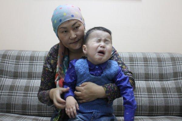 Фонд «Адал» собирает средства на операцию трехлетнему Жанузаку