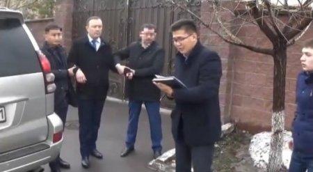 Задержан заместитель гендиректора Республиканского центра санитарной авиации