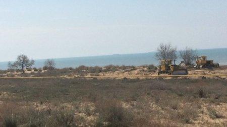 Благоустройство «Тёплого пляжа» в Актау обещают завершить к 15 мая