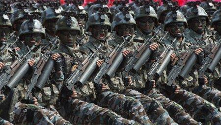 """""""Черные ниндзя"""" Северной Кореи испугали Пентагон"""