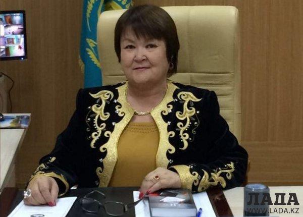 Аклима Карабаева: Мы выступили с инициативой назвать школу №3 в честь Рубена Григоряна