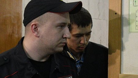 Азимов рассказал о своей роли в подготовке теракта в Петербурге