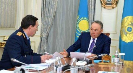 Назарбаев дал поручения в связи с паводками