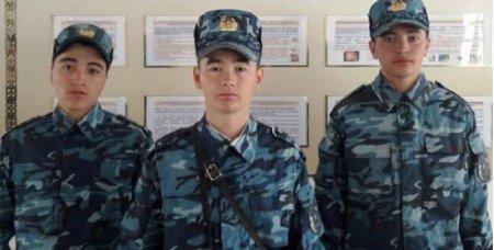 Потерявшегося в Жанаозене пятилетнего ребенка нашли военнослужащие части 5548