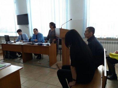 """""""Королева актюбинской полиции"""" оказалась на скамье подсудимых"""