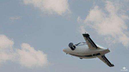 Летающий электрокар Lilium Jet совершил первый пробный полет