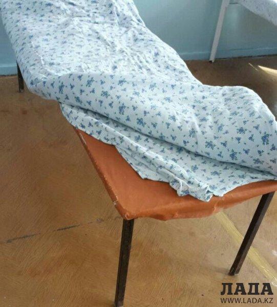 Пациент пожаловался на условия в Мангистауской областной больнице