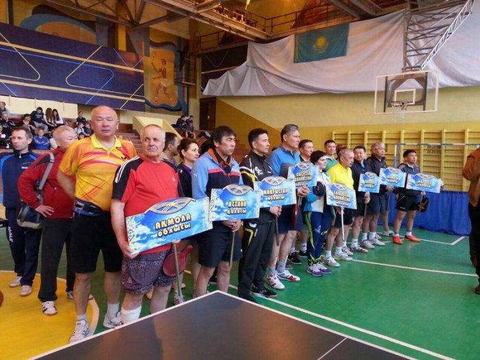 «Золото» и «серебро» привезли актауские теннисисты с чемпионата Казахстана
