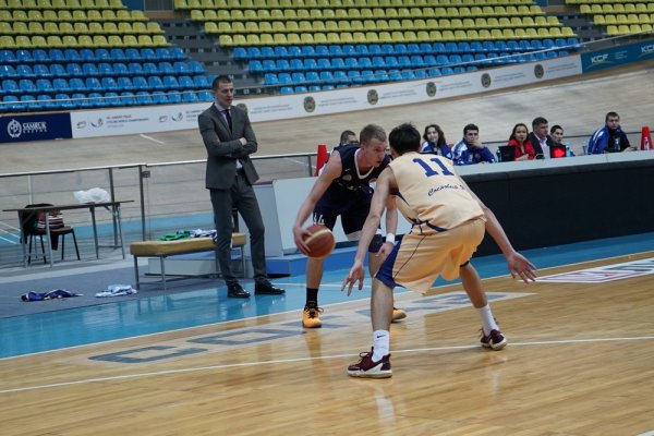 Баскетболисты «Каспия» стали бронзовыми призерами чемпионата Казахстана