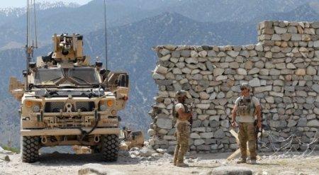 Взрыв прогремел рядом с военной базой США в Афганистане