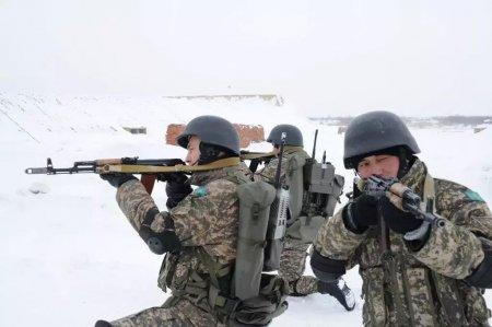 В Казахстане появились секретные спецвойска