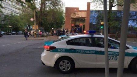 Установлен несовершеннолетний лжетеррорист, сообщивший о бомбе в алматинском метро