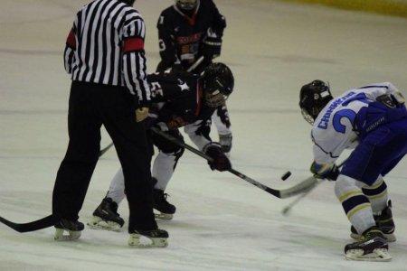 Юные хоккеисты из Актау заняли второе место на чемпионате РК