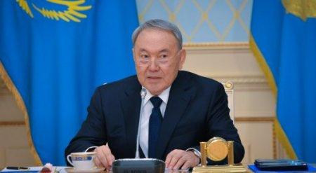 Назарбаев рассказал об изменении общественного сознания