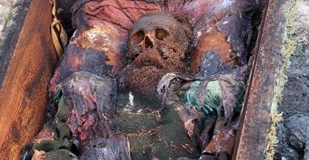 В Турции нашли гроб с телом российского генерала