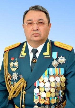 В Министерстве обороны РК рассказали о наградах Сакена Жасузакова