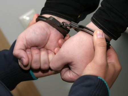 Замначальника УБОП задержали в Актюбинской области