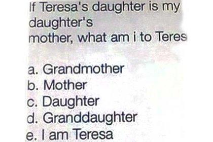 Загадка про матерей и дочерей поставила пользователей сети в тупик
