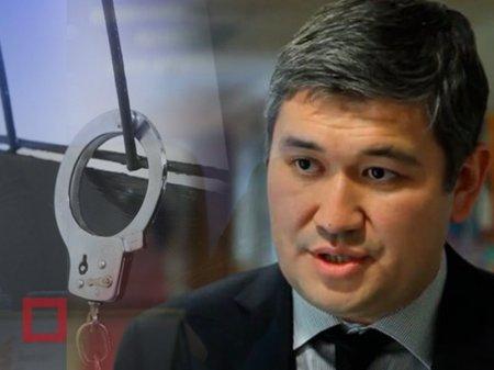 Бывшего замглавы МОН РК Саята Шаяхметова приговорили к семи годам тюрьмы