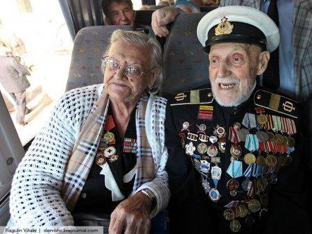 Ветераны в мае могут бесплатно ездить на поездах по Казахстану и СНГ