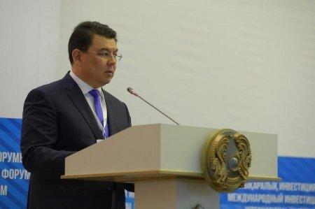 Бозумбаев: Нефть ниже $50 за баррель для Казахстана неприемлема