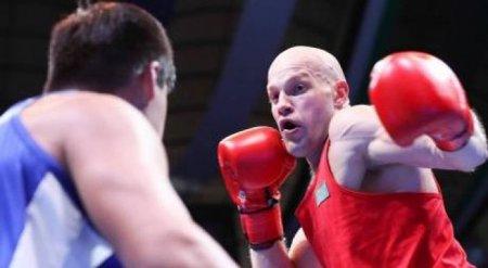 Василий Левит стал двукратным чемпионом Азии по боксу