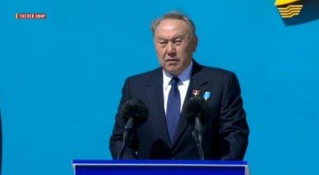 Один мирный договор дороже ста побед - Назарбаев