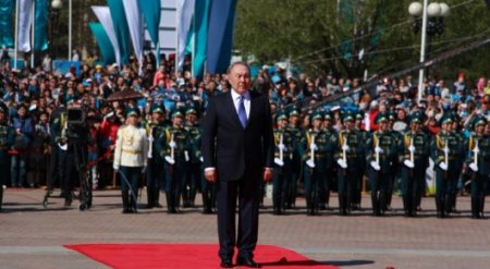 Назарбаев: Наше уважение к ветеранам должно быть таким же великим, как их подвиг