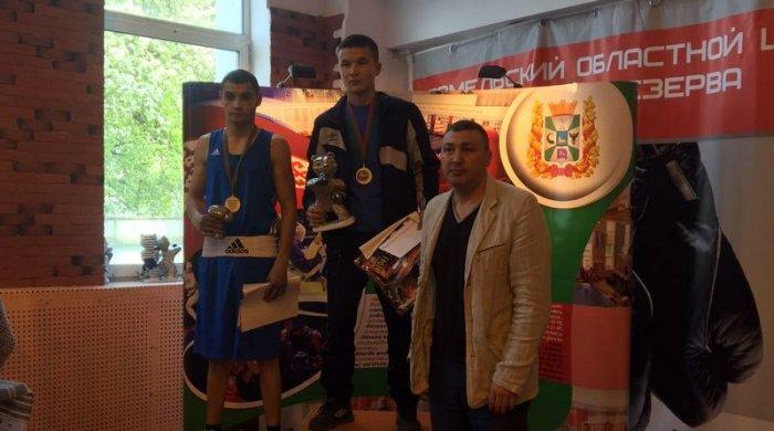 Спортсмены из Мангистау завоевали пять медалей на международном турнире по боксу