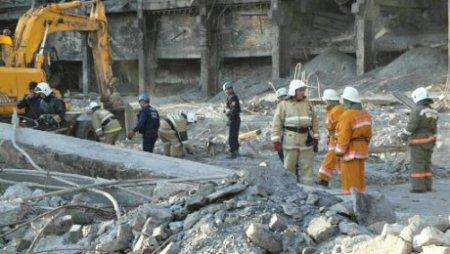 Под завалами разрушенной ТЭЦ в Кызылорде обнаружено тело второго рабочего