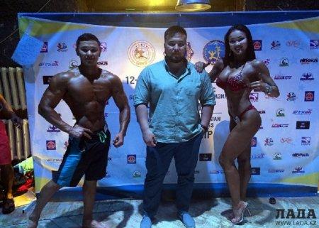 Спортсменки из Актау стали первыми на чемпионате по бодибилдингу и фитнесу в Актобе