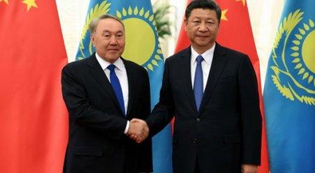 Назарбаев озвучил пять предложений Казахстана на форуме в Пекине