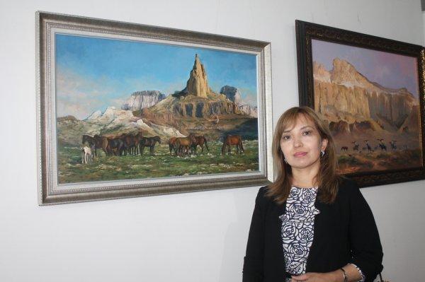 Для «ЭКСПО-2017» отберут 100 лучших работ молодых художников Мангистау