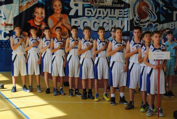 Баскетбольная команда «Каспий-2004» стала победителем международного турнира в Орске