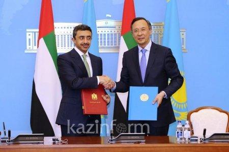 Казахстанцы смогут приезжать в ОАЭ без визы